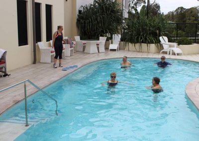 Aquanauts in action