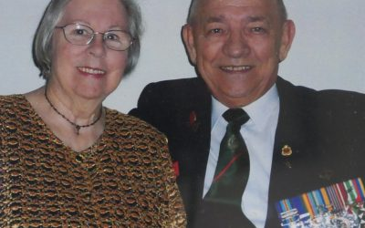 Con Noi's ANZAC Couple